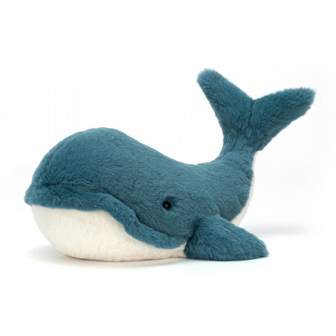 Jellycat Soft Toy Wally Whale