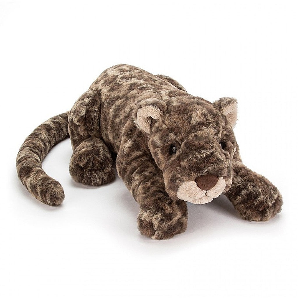 Jellycat Soft Toy Lexi Leopard