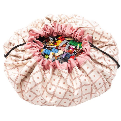 Play & Go Storage Bag Geo Coral