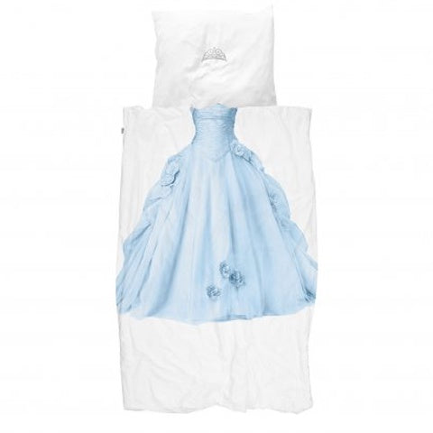 Duvet Cover Princess Blue