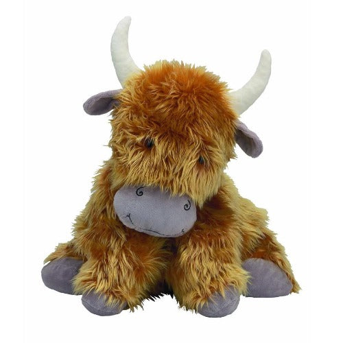 Jellycat Soft Toy Truffles Highland Cow Medium