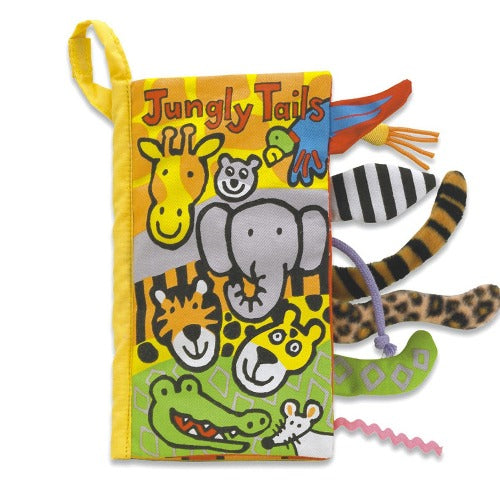 Jungle Tails Book