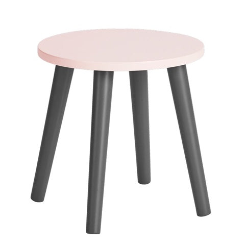 Kids Stool Powder Pink