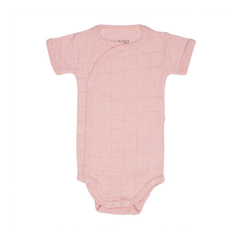 Lodger Romper Solid Sensitive Pink