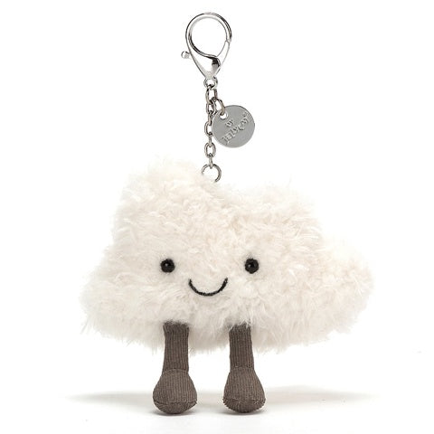 Jellycat Bag Charm Amuseable Cloud