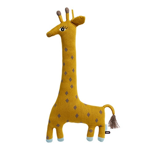 Cushion Noah Giraffe