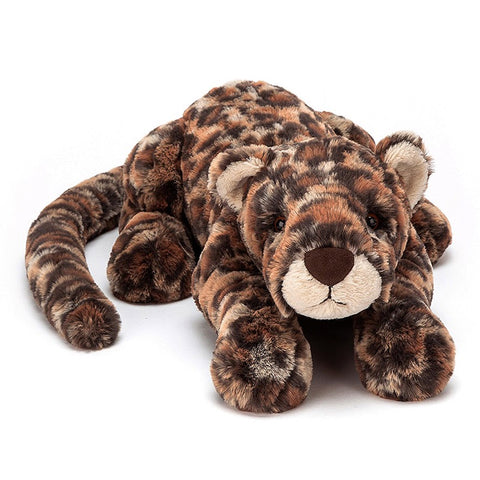 Jellycat Soft Toy Livi Leopard