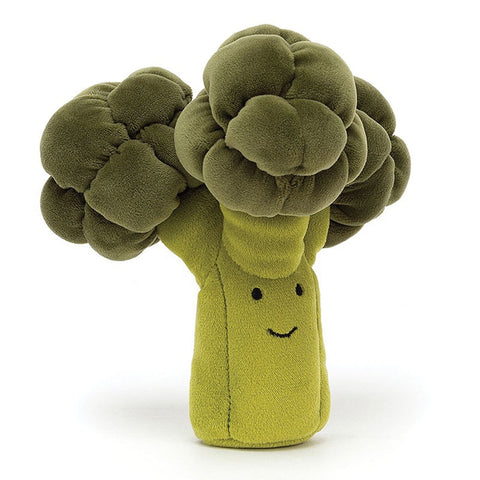 Jellycat Soft Toy Vivacious Broccoli