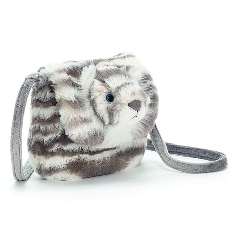 Jellycat Shoulder Bag Sacha Tiger