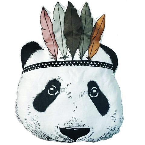 Cushion Indian Panda