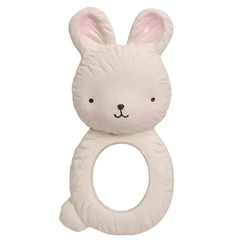 Teething Ring Bunny