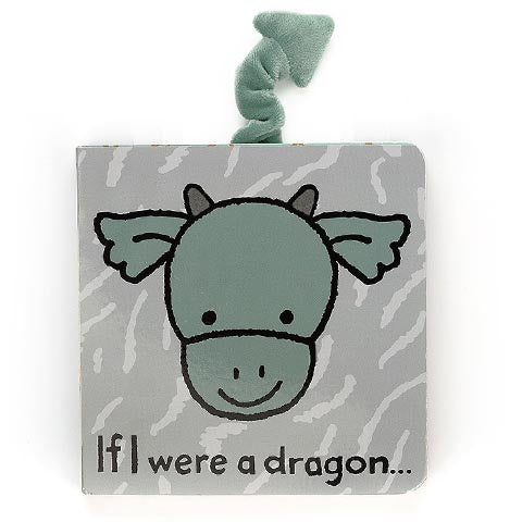 Jellycat Book If I Were A Dragon