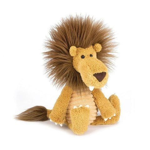 Jellycat Soft Toy Snagglebaggle Lawrence Lion