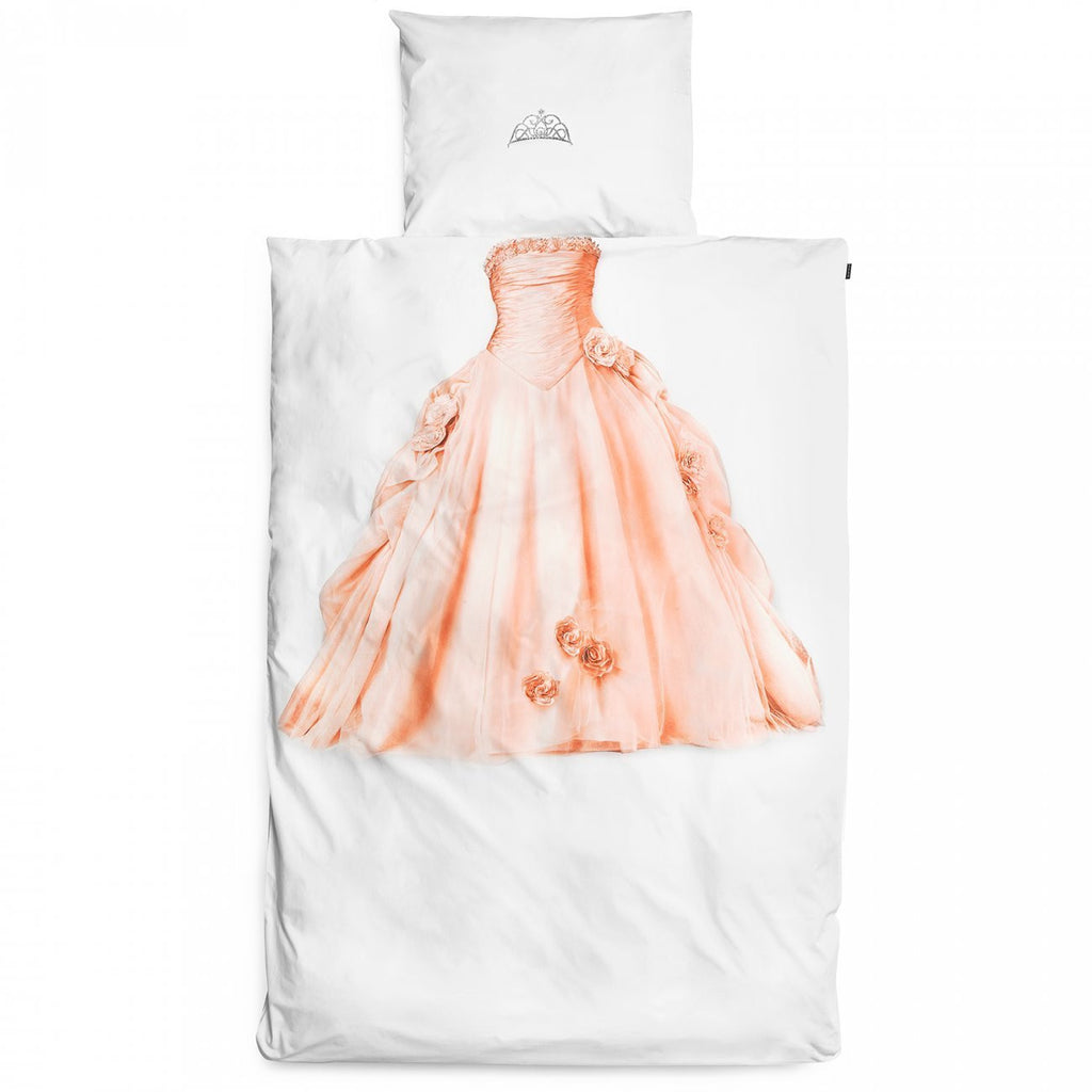 Duvet Cover Princess Pink Toddler Size