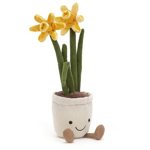 Jellycat Soft Toy Amuseable Daffodil