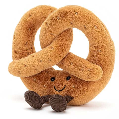 Jellycat Soft Toy Amuseable Pretzel