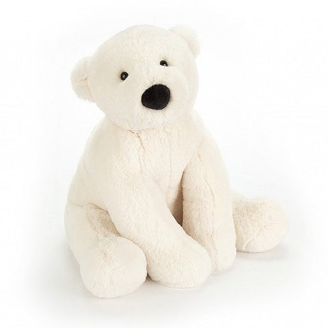 Jellycat Soft Toy Perry Polar Bear