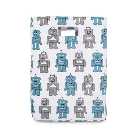 Basket XL Robot Teal
