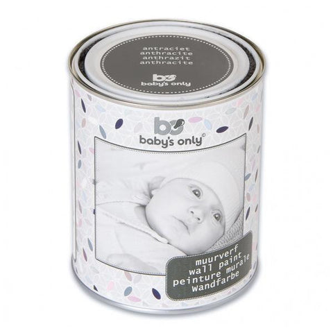 Wall Paint Baby's Only Anthracite
