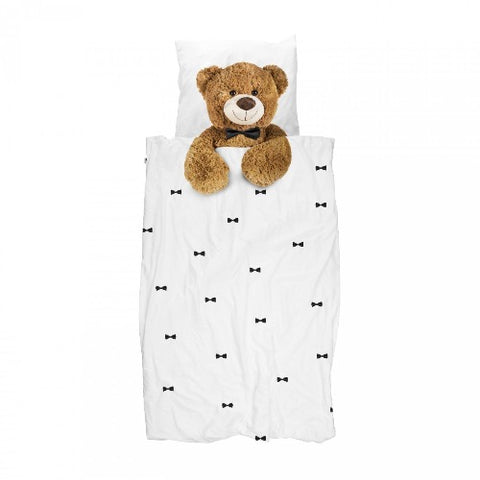 Duvet Cover Teddy Toddler Size