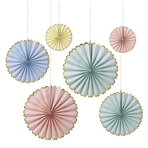 Pinwheel Decoration Pastel