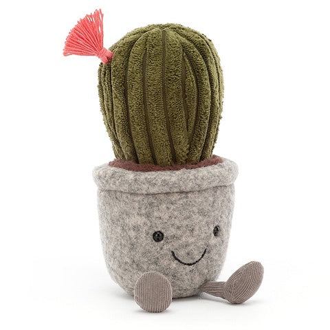 Jellycat Soft Toy Silly Succulent Cactus