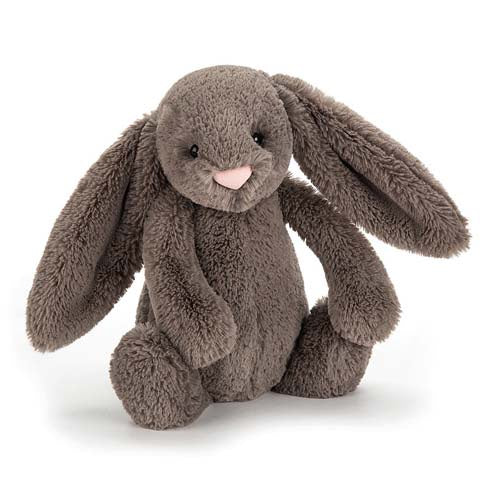Jellycat Soft Toy Bashful Bunny Truffle