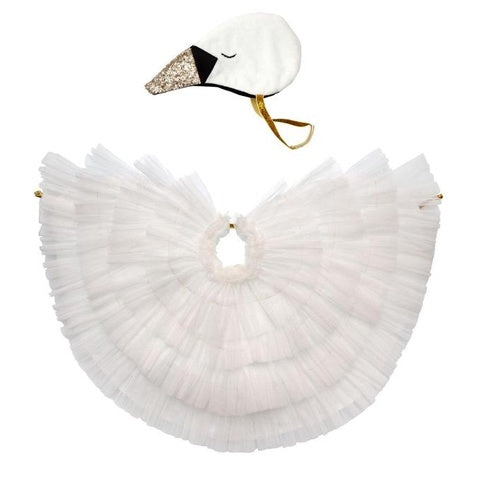 Dress Up Swan Cape