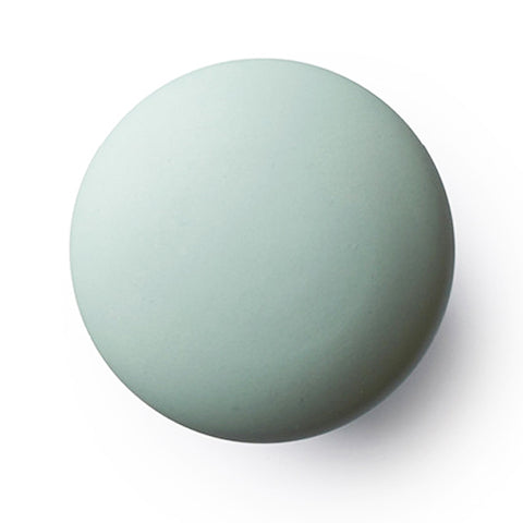 Hook/Knob Porcelain Green