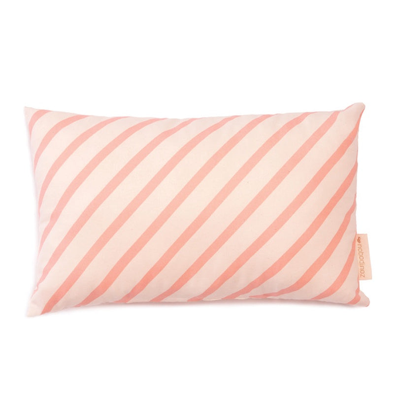 Nobodinoz Cushion Laurel Candy Stripes