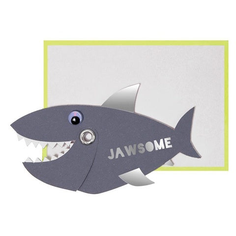 Gift Enclosure Shark