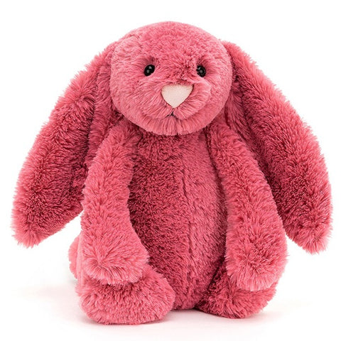 Jellycat Soft Toy Bashful Bunny Cerise