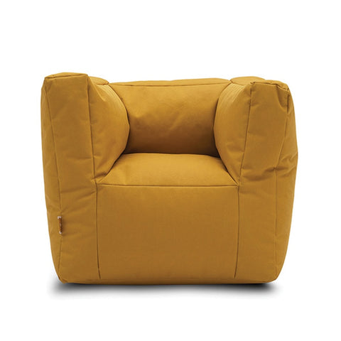 Beanbag Toddler Size Mustard Yellow