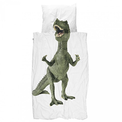 Duvet Cover Dino Toddler Size