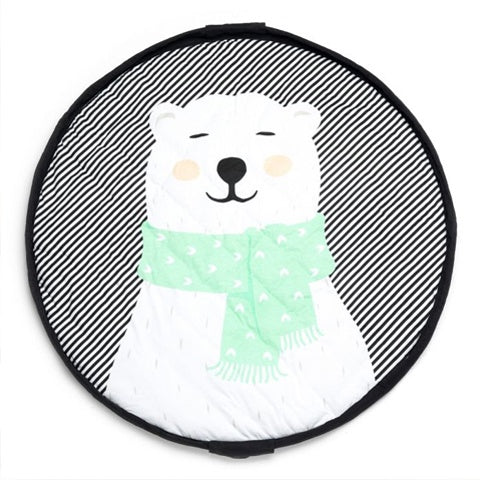 Play & Go Soft Polar Bear