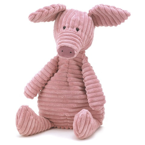 Jellycat Soft Toy Cordy Roy Pig