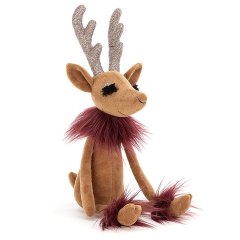 Jellycat Soft Toy Swellegant Felicity Reindeer
