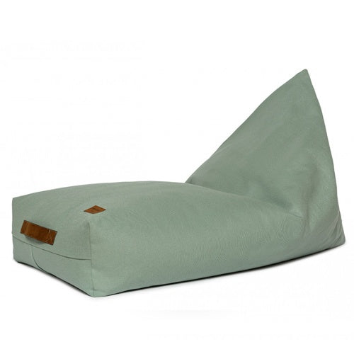 Nobodinoz Bean Bag Oasis Eden Green