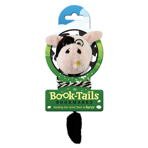 Bookmark Book-Tails Cow