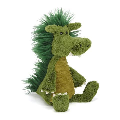 Jellycat Soft Toy Snagglebaggle Dudley Dragon