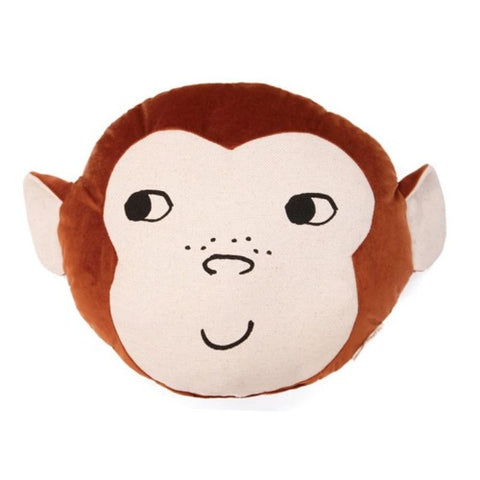 Nobodinoz Cushion Monkey