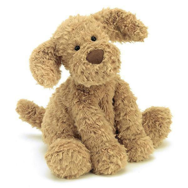 Jellycat Soft Toy Fuddlewuddle Puppy Brown