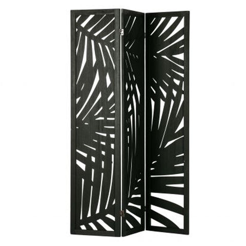Folding Screen Harper Black