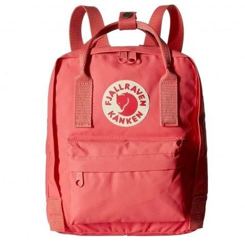 Backpack Fjallraven Kanken Mini Peach Pink