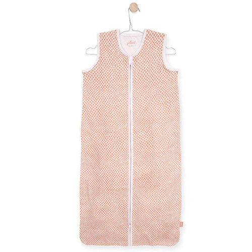 Sleeping Bag Summer Jersey Snake Pale Pink
