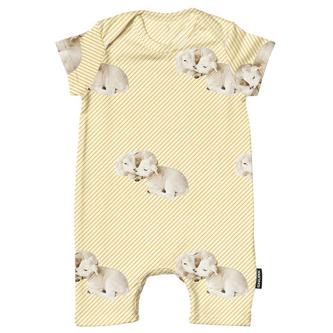 Playsuit Little Lambs