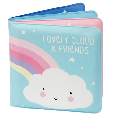 Bath Book Cloud & Friends