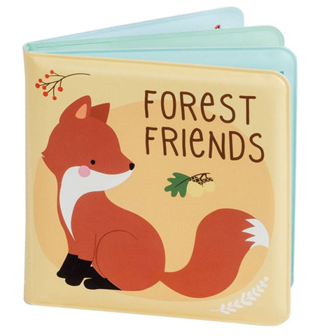 Bath Book Forest Friends