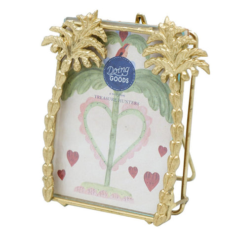 Picture Frame Heritage Palm Small