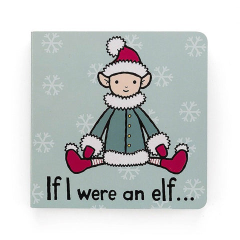 Jellycat Book If I Were An Elf